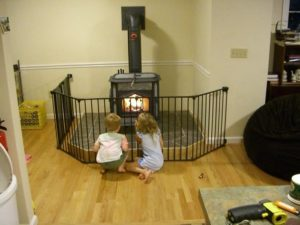Are pellet stove safe