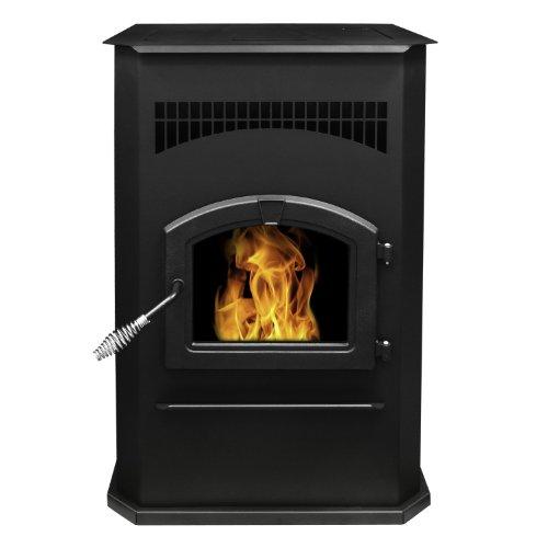 pleasant hearth cabinet pellet stove