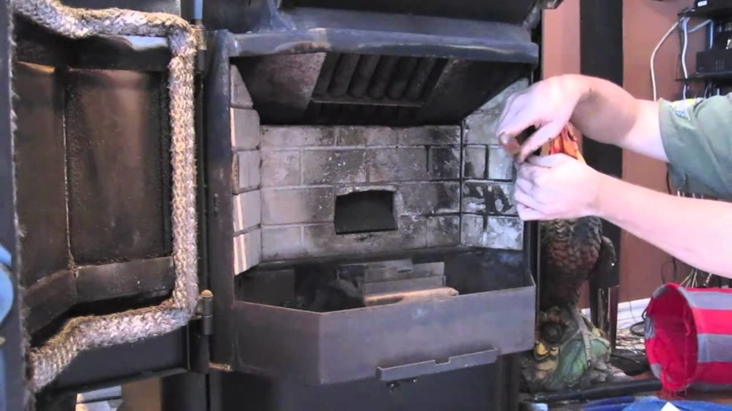 Pellet Stove Maintenance