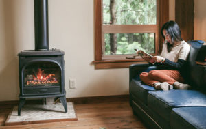 how to run a pellet stove