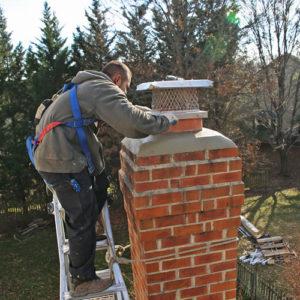chimney rain cap