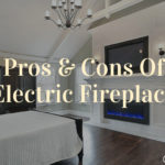Pros and cons of electric fireplace