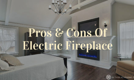 Pros & Cons Of Electric Fireplace