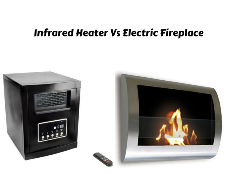 electric fireplace vs infrared heater which is the best rh theblazinghome com