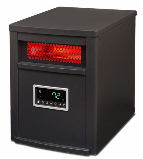 LifeSmart Element Infrared Heater
