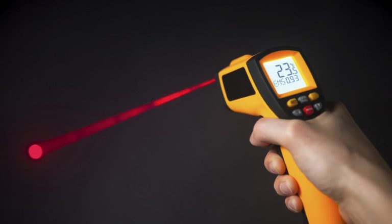 How To Use An Infrared Thermometer The Blazing Home