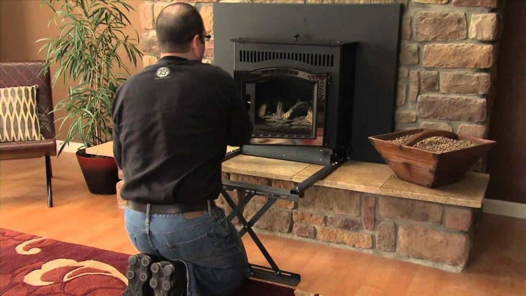 How to clean a pellet stove