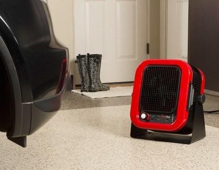 best 120V electric garage heater