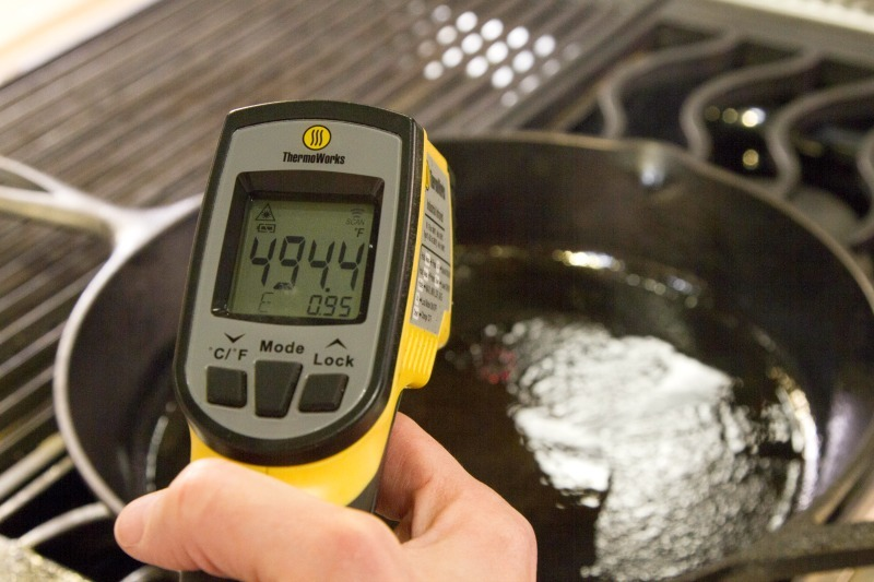 How To Use Infrared Thermometer In Kitchen For Cooking And Grilling
