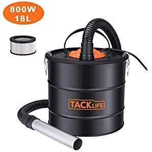 TACKLIFE 800W Ash Vacuum Cleaner