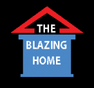 The Blazing Home Logo