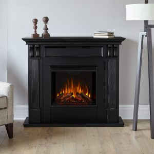 How electric fireplace work