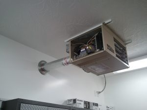 How to Vent a Garage Heater