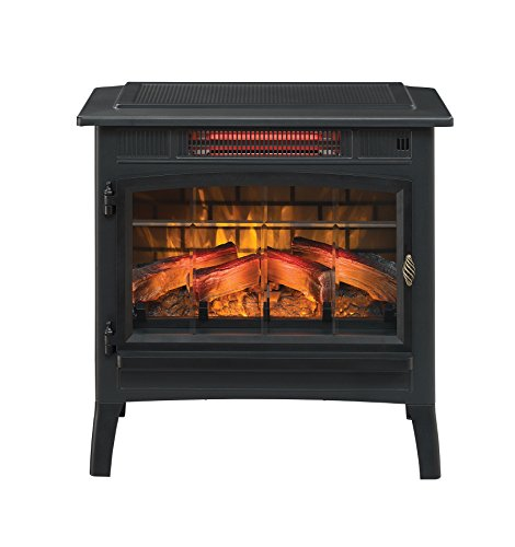 Duraflame DFI-5010-01 Infrared Quartz Fireplace Stove
