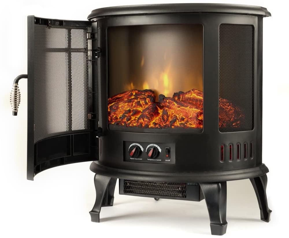 e-Flame USA Regal Freestanding Electric Fireplace