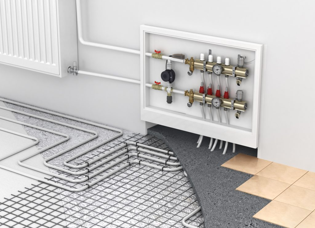 How does Hydronic Baseboard Heating Work?